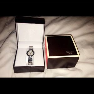 Coach Watch - Authentic with box